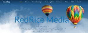 redrice webdesign