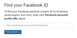 Auslesen der eigenen Facebook ID
