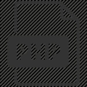 Einfügen eines Hyperlinks für einen Text PHP-Code in WordPress