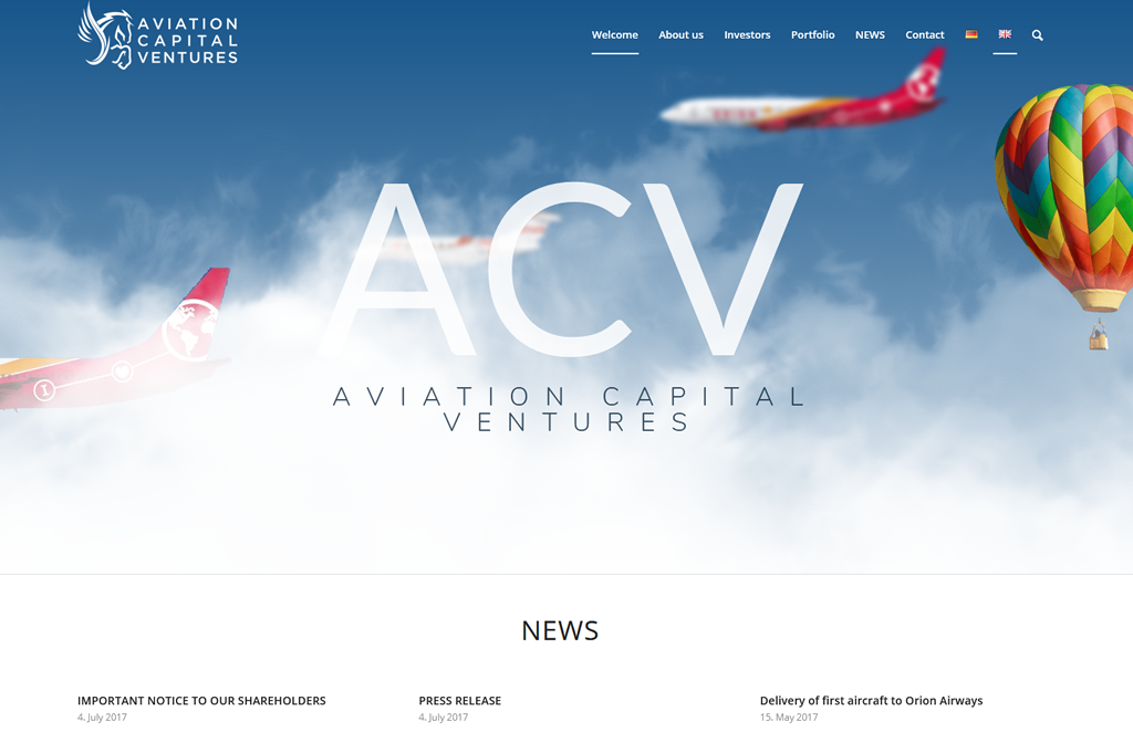 Aviation Capital Ventures