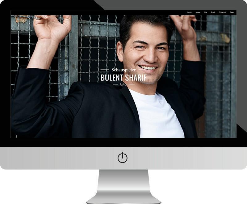 Bulent Sharif – Schauspieler