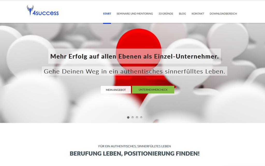Engel4Success – Premiumcoaching mit Heike Engel-Wollenberg