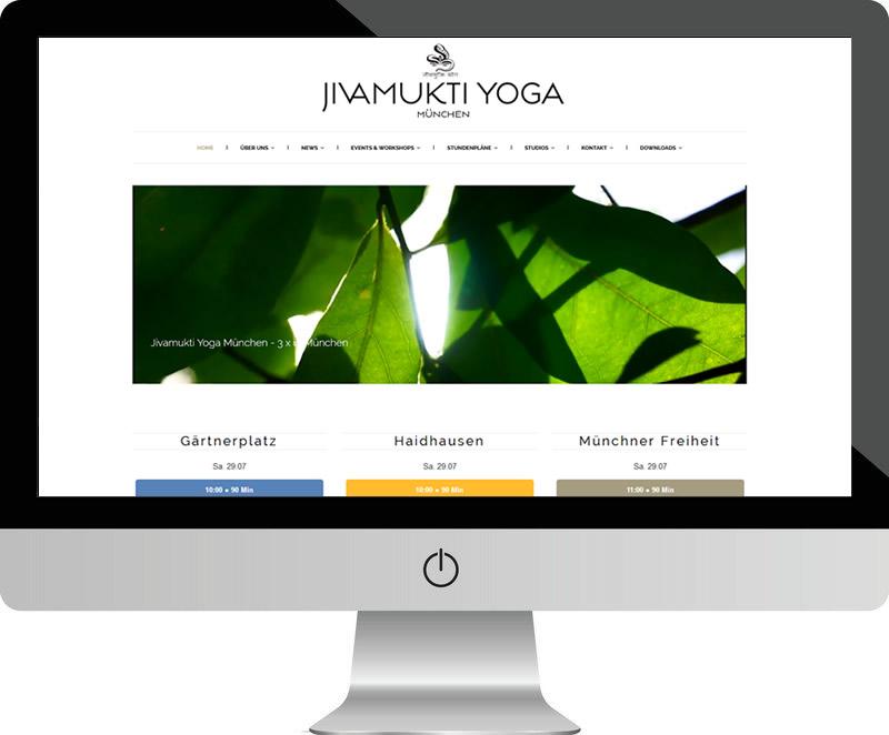 Jivamukti Yogaloft München