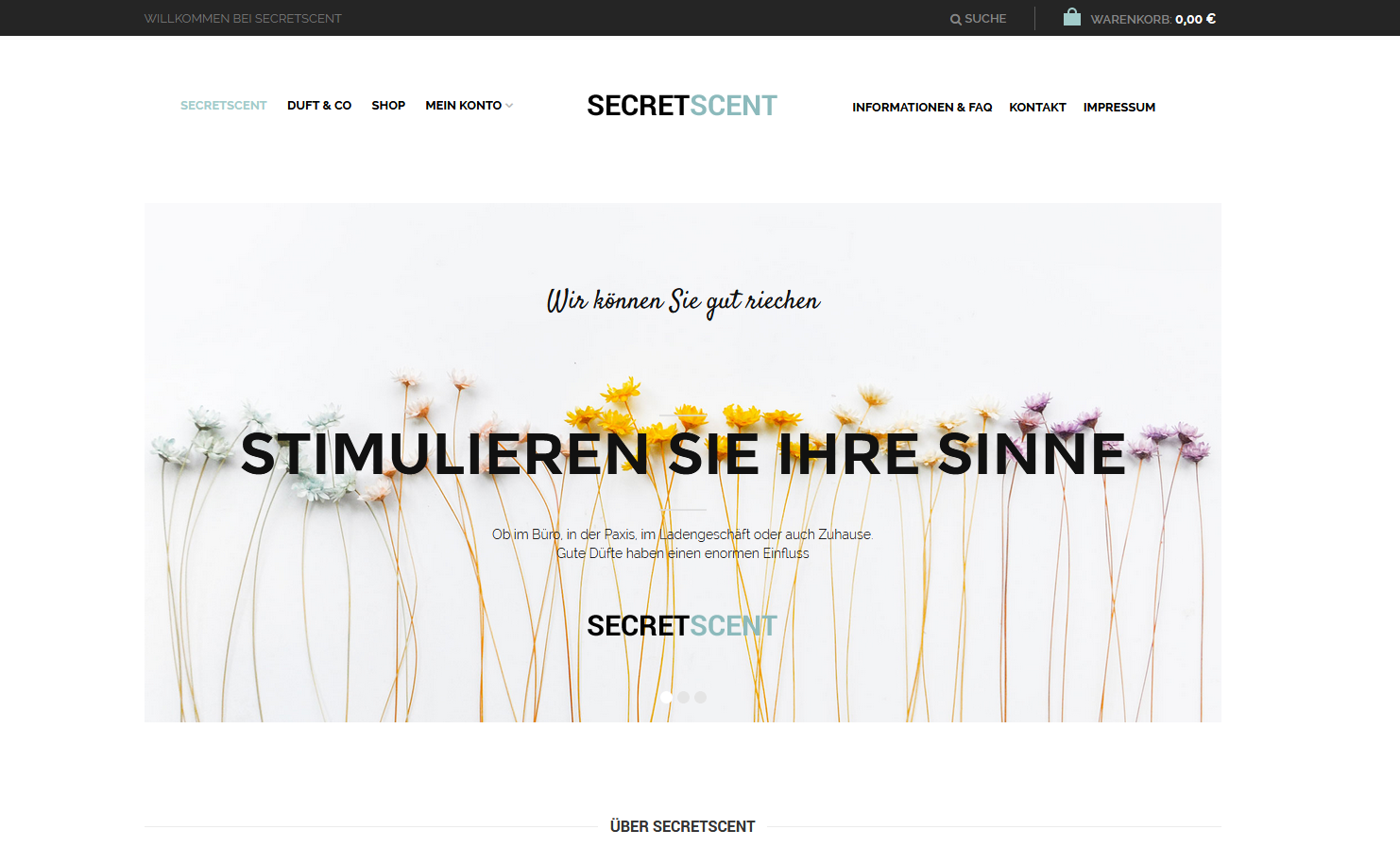 Secret Scent