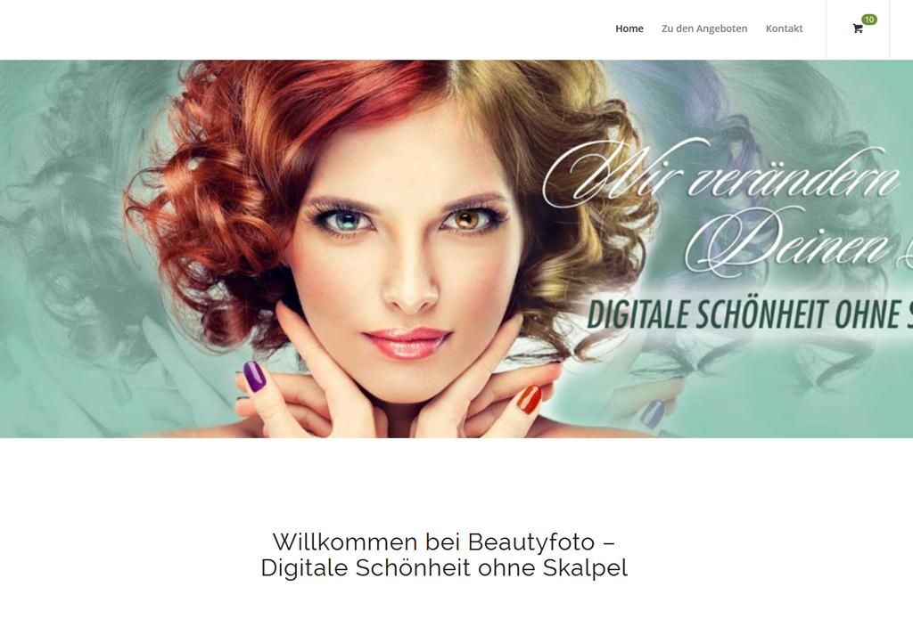 Beautyfoto – Digitale Schönheit ohne Skalpel