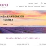 Flaara - Mode - Duft - Wellness