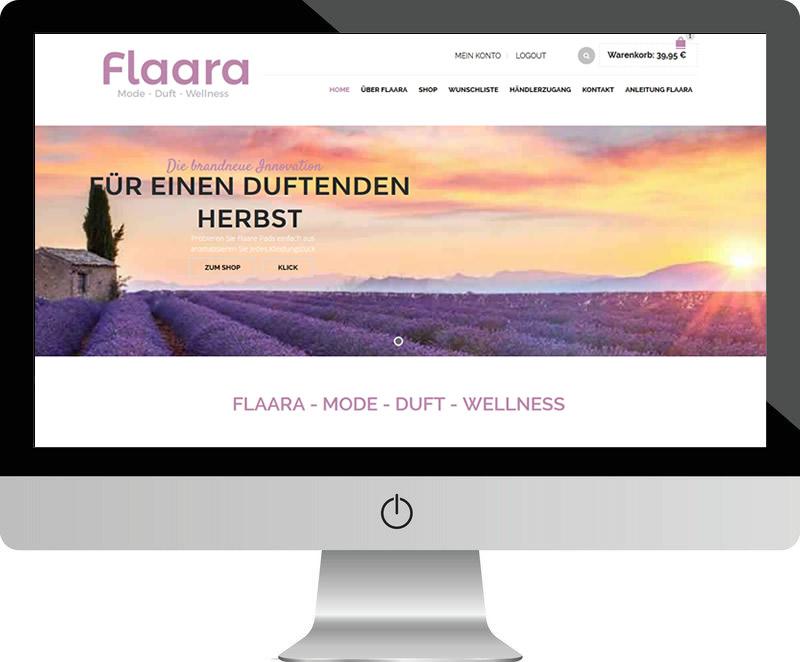 Flaara – Mode – Duft – Wellness