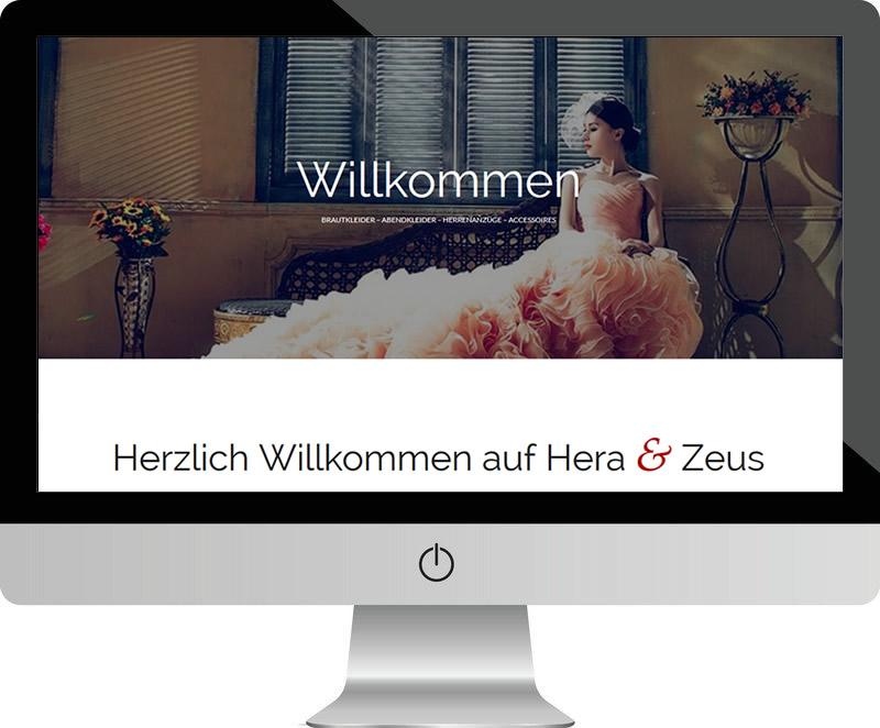 Hera & Zeus – BRAUTKLEIDER – ABENDKLEIDER – HERRENANZÜGE – ACCESSOIRES