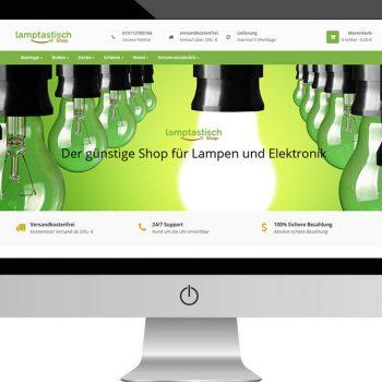 Lamptastisch - der Lampenshop