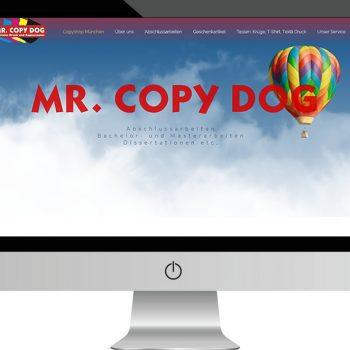 Mr. Copy Dog